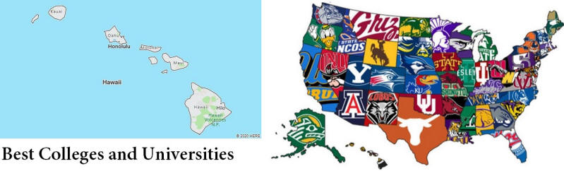 Hawaii Best Colleges and Universities