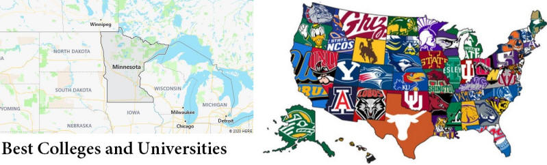 Minnesota Best Colleges and Universities