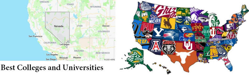 Nevada Best Colleges and Universities