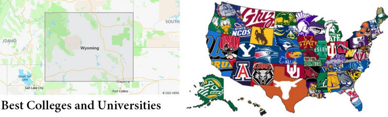 Wyoming Best Colleges and Universities