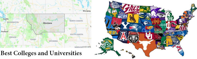 Montana Best Colleges and Universities
