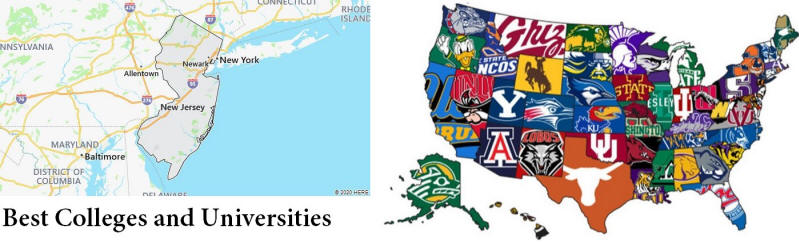 New Jersey Best Colleges and Universities