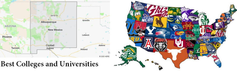 New Mexico Best Colleges and Universities