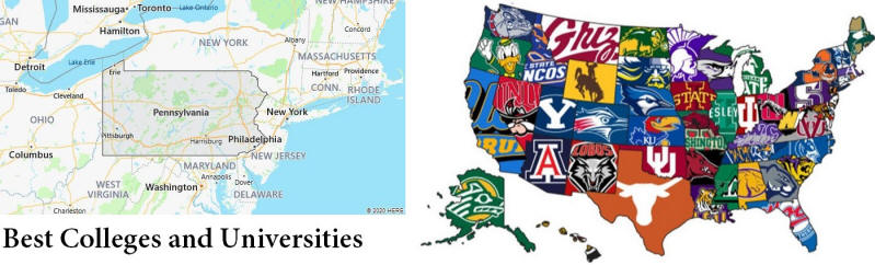 Pennsylvania Best Colleges and Universities